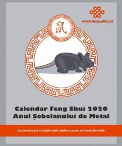 Calendar Feng Shui 2020 în limba română