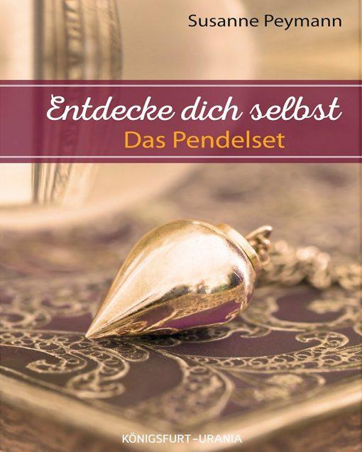 Descopera-te pe tine însuți - set cu pendul - lb. germană