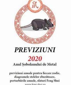 Previziuni 2020 în limba română