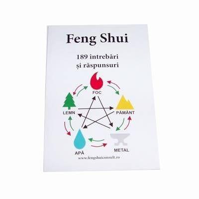 Feng Shui - 189 de întrebări și răspunsuri