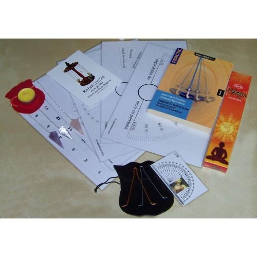 Kit complex de radiestezie și Reiki