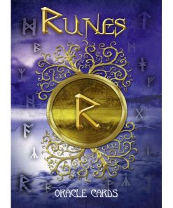 Set de 24 de carti cu rune si brosura explicativa