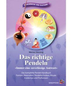 Das richtige Pendeln - Lucrul corect cu pendulul - lb. germană